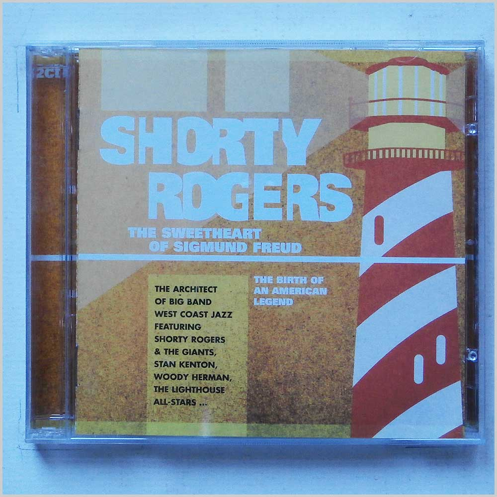 Shorty Rogers - The Sweetheart Of Sigmund Freud (5026237300923)
