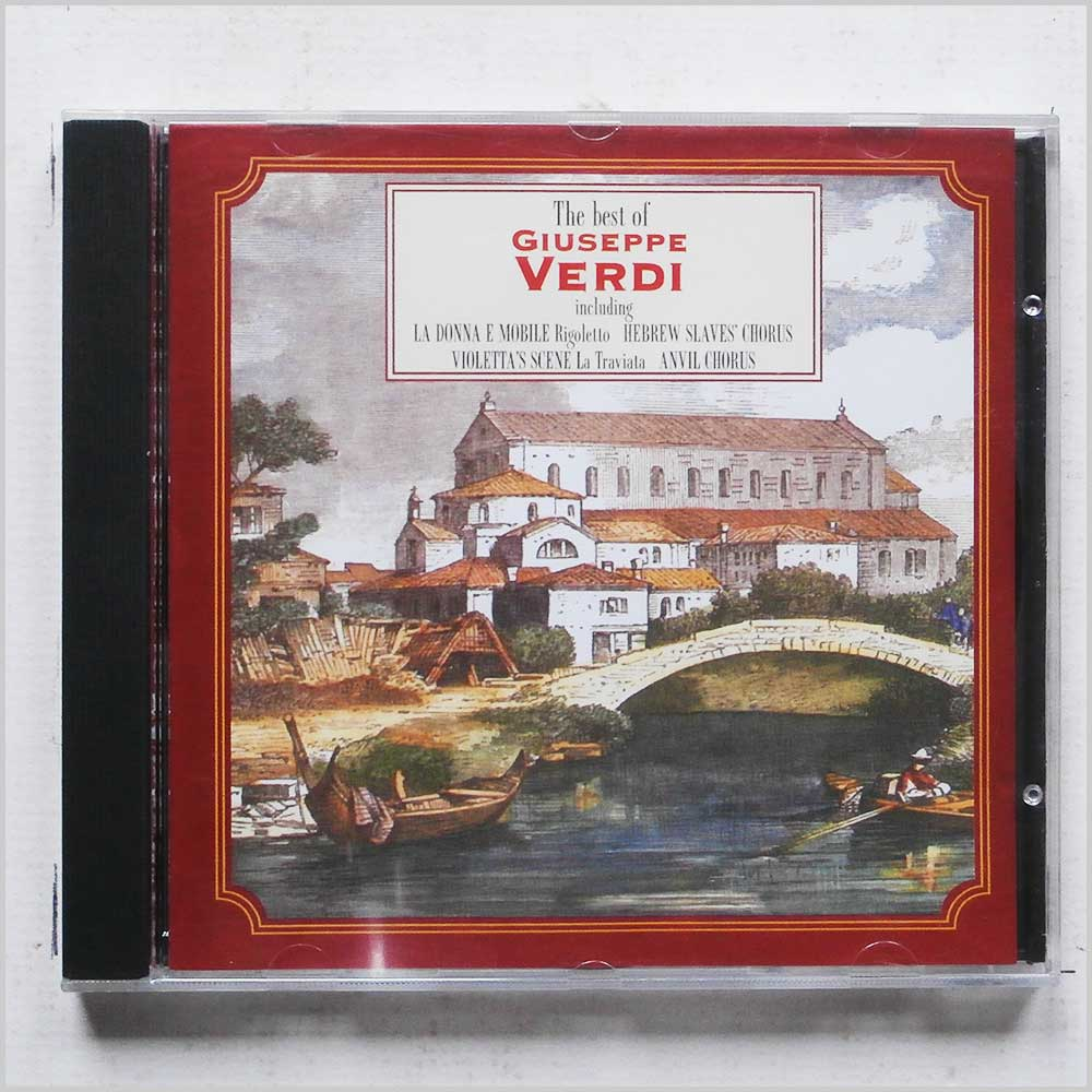 Various - The Best Of Giuseppe Verdi (5026389581324)