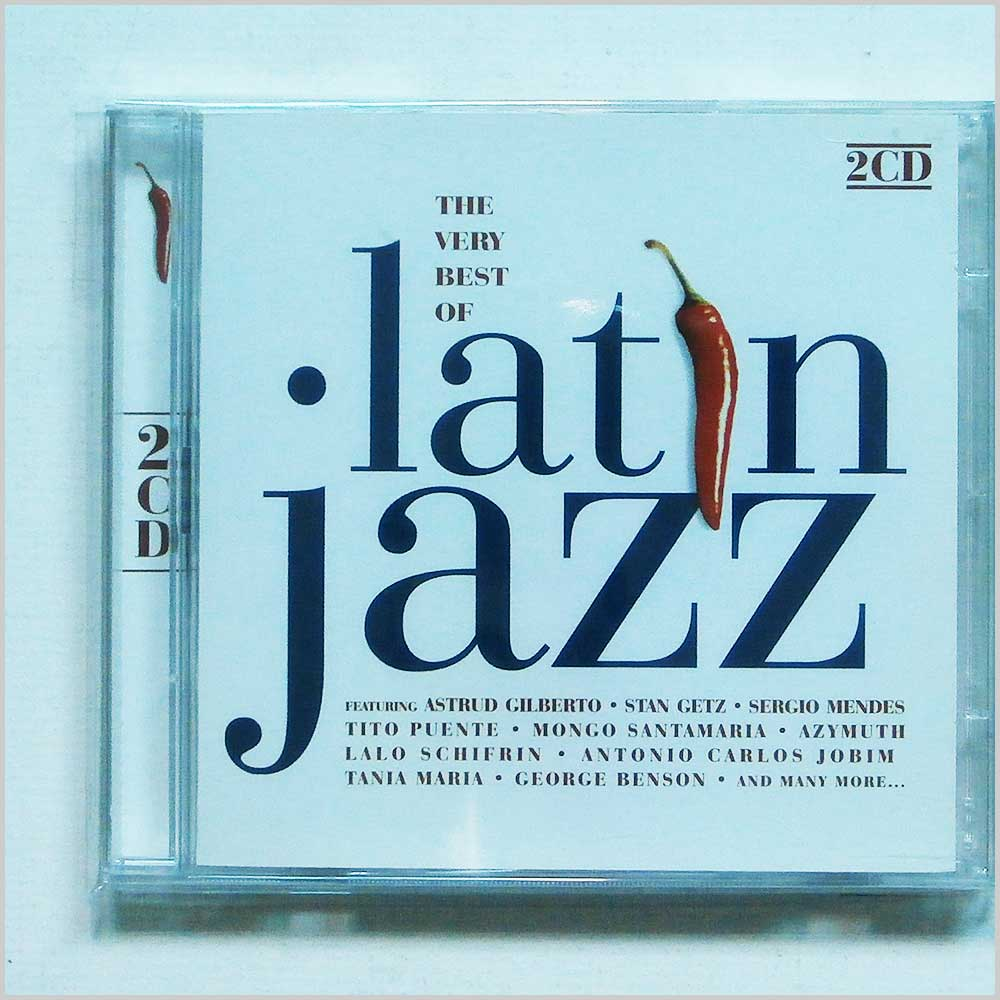 Various - The Very Best of Latin Jazz (5029243009620)