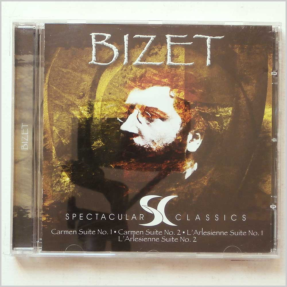 French National Orchestra - Bizet: Spectacular Classics (5029248126926)
