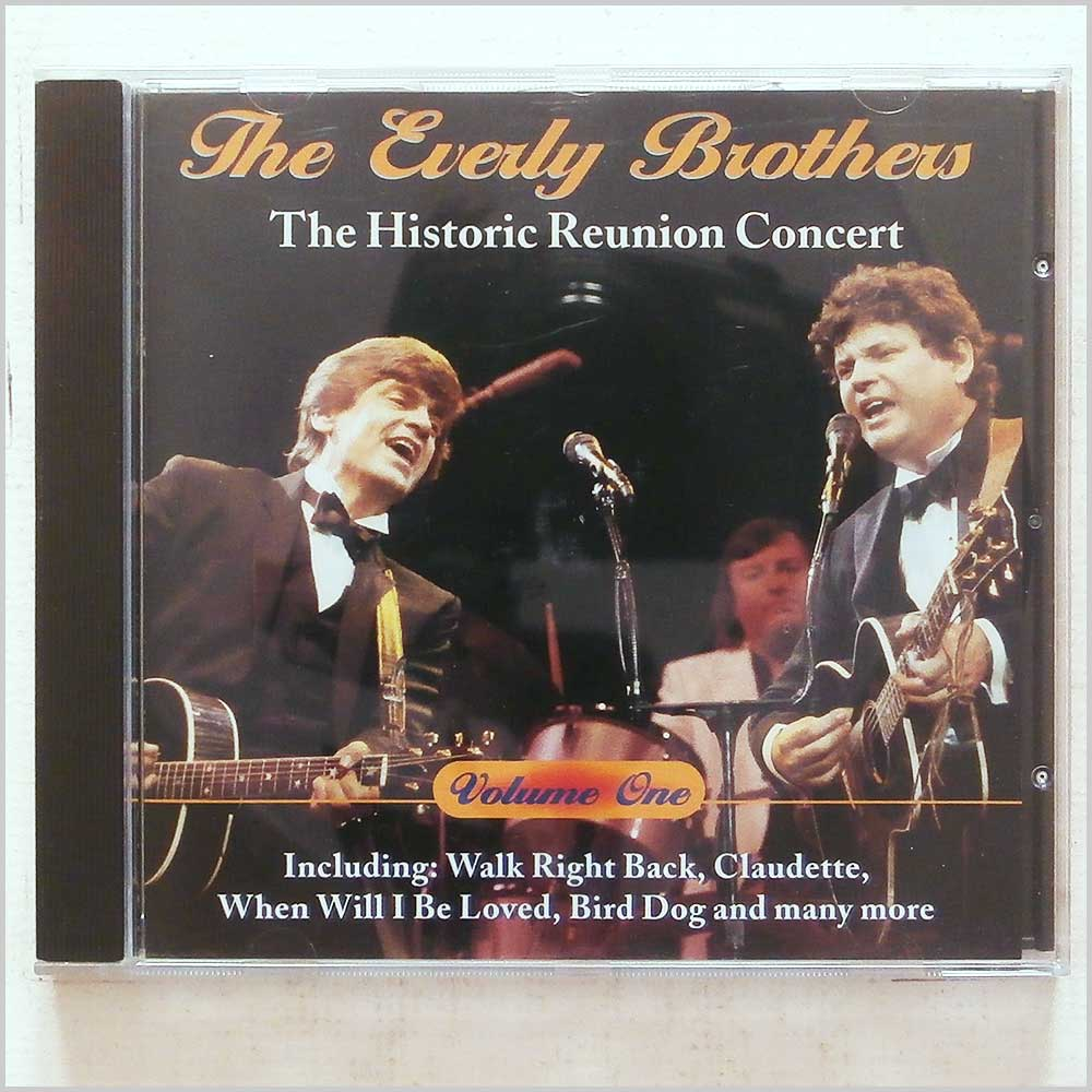 The Everly Brothers - The Historic Reunion Concert Volume One (5030073017525)