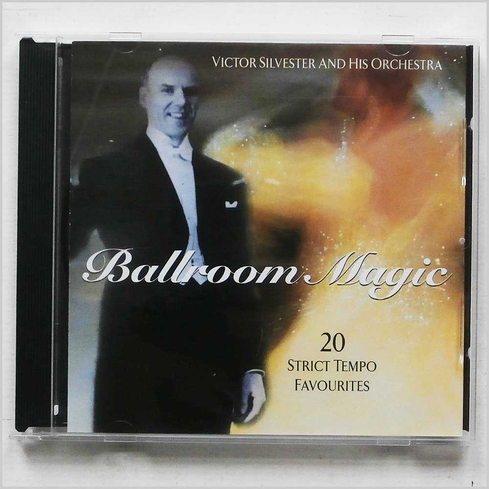 Silvester Victor and his Orchestra - Ballroom Magic (5030073044828)