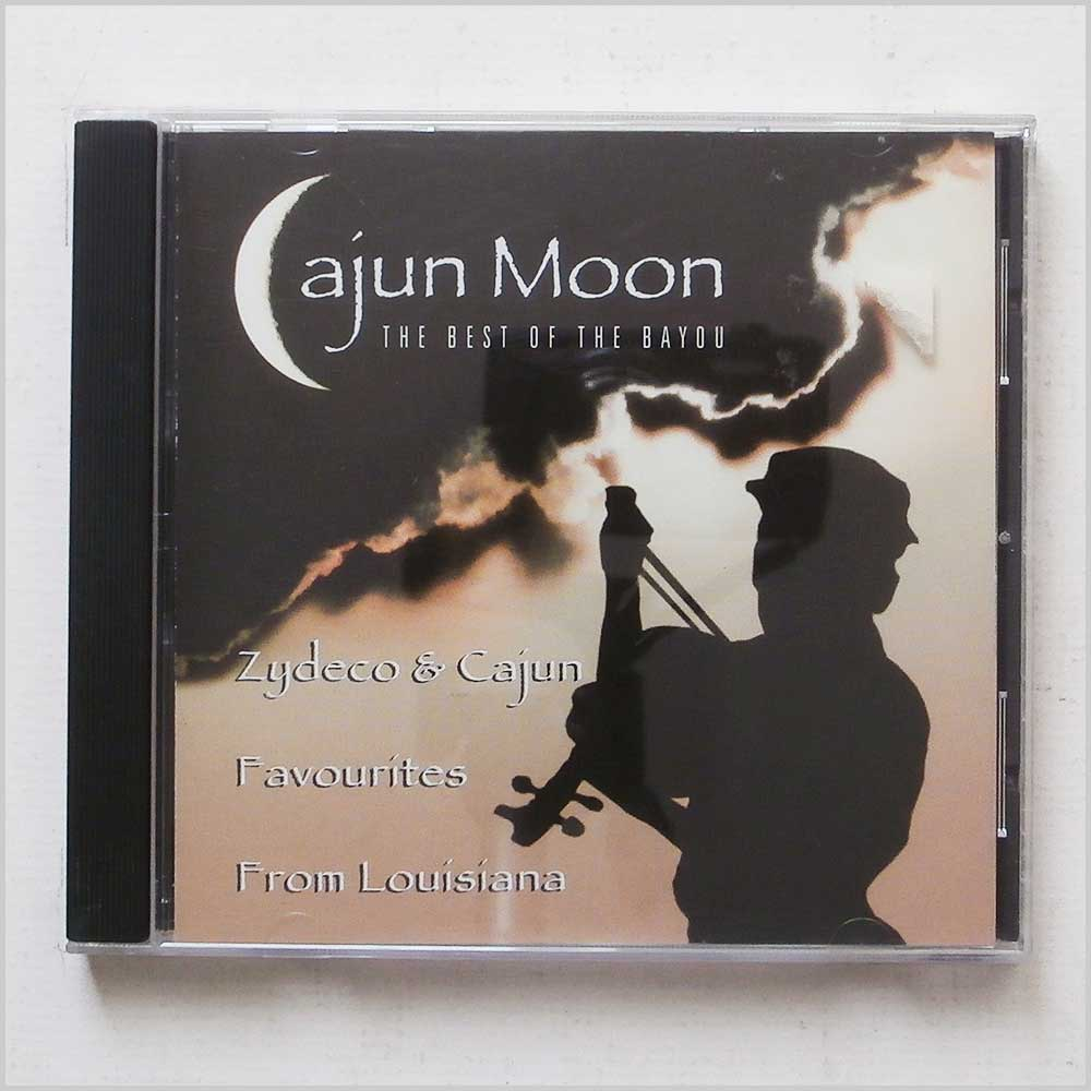 Various - Cajun Moon: The Best of the Bayou, Zydeco and Cajun Favourites from Louisiana (5030073060729)