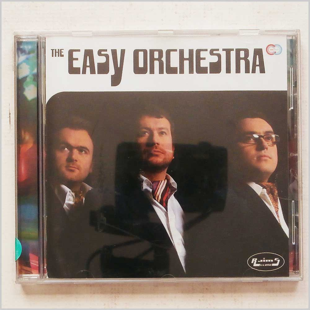 The Easy Orchestra - The Easy Orchestra (5031802025422)