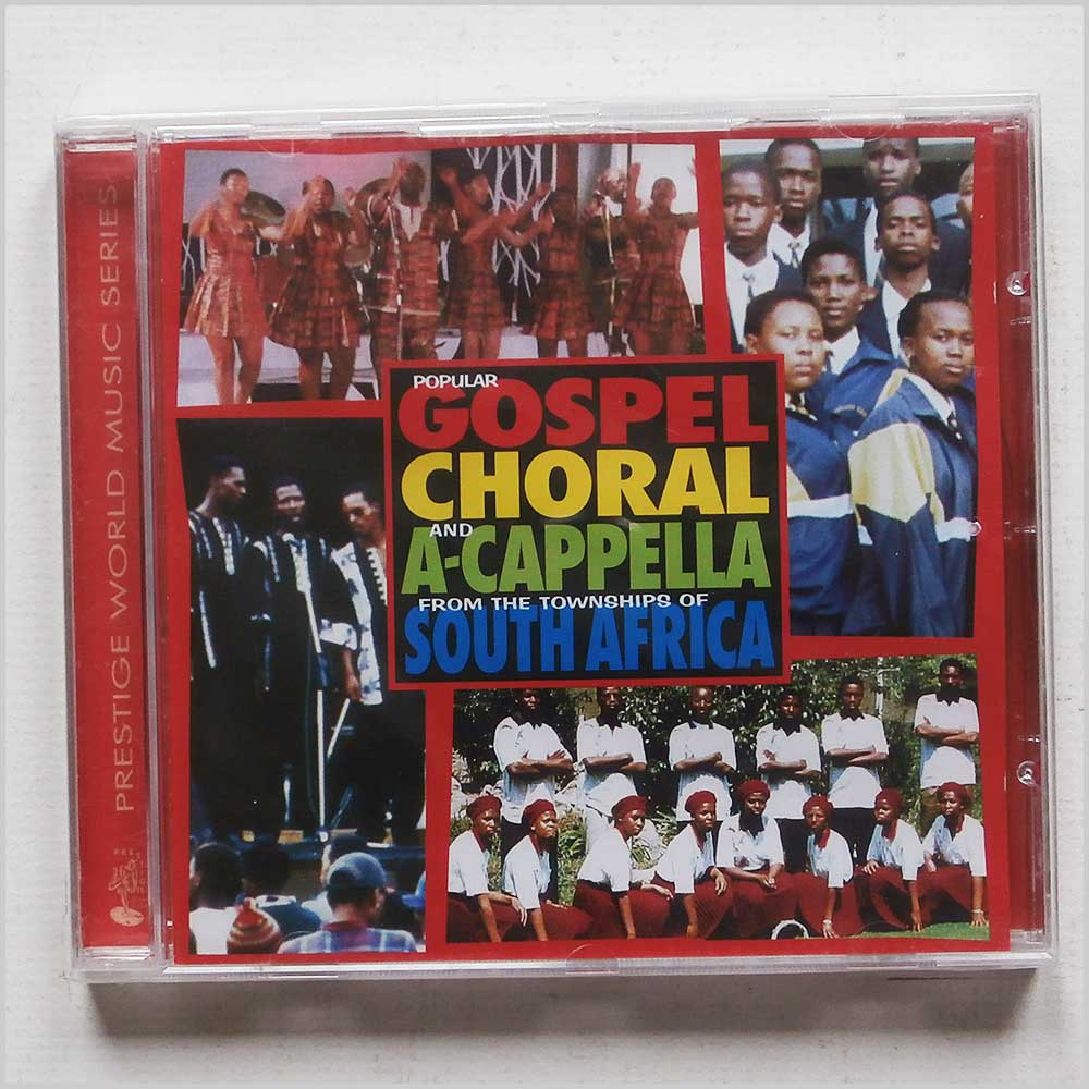 Various - Popular Gospel Choral and A-Cappella From The Townships of Africa (5032427043129)