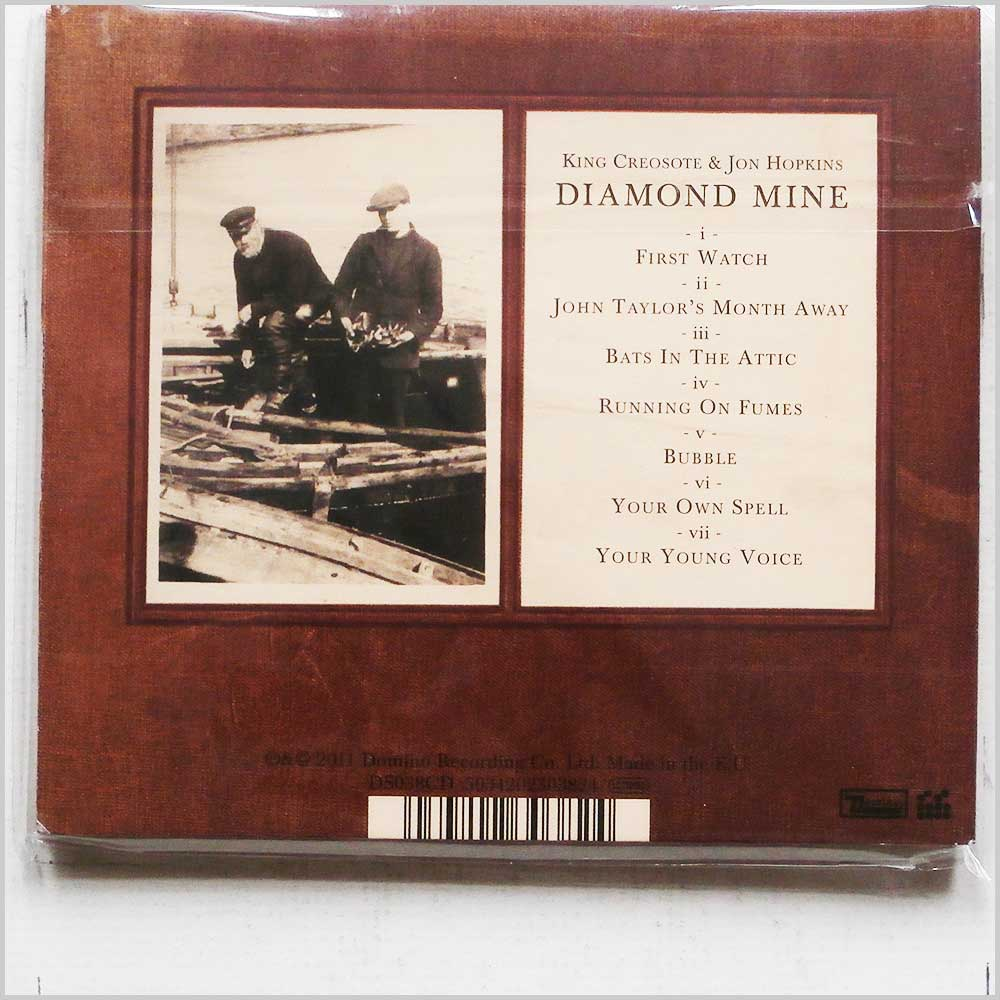King Creosote - Diamond Mine (5034202303824)