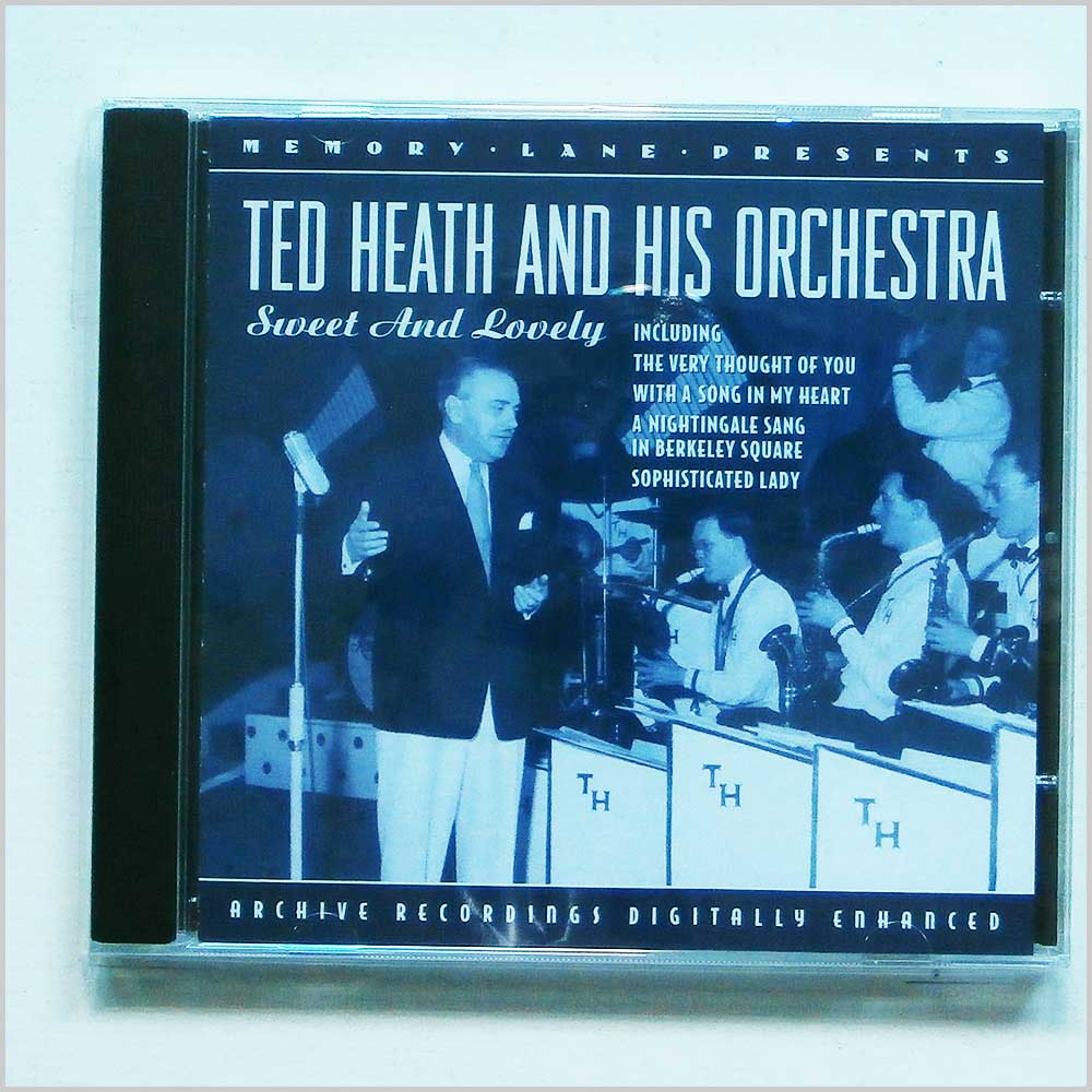 Ted Heath and his Orchestra - Sweet And Lovely (5034504284920)