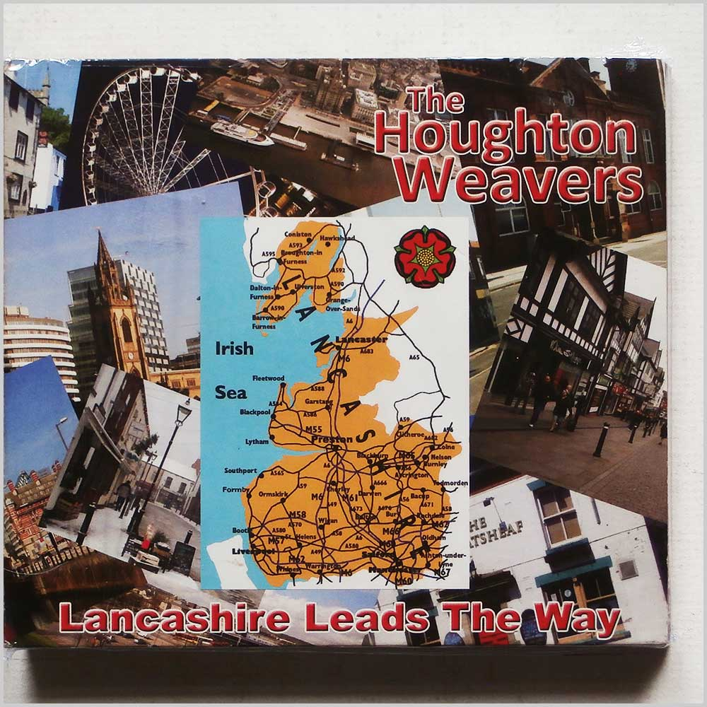 The Houghton Weavers - Lancashire Leads the Way (5037912000052)