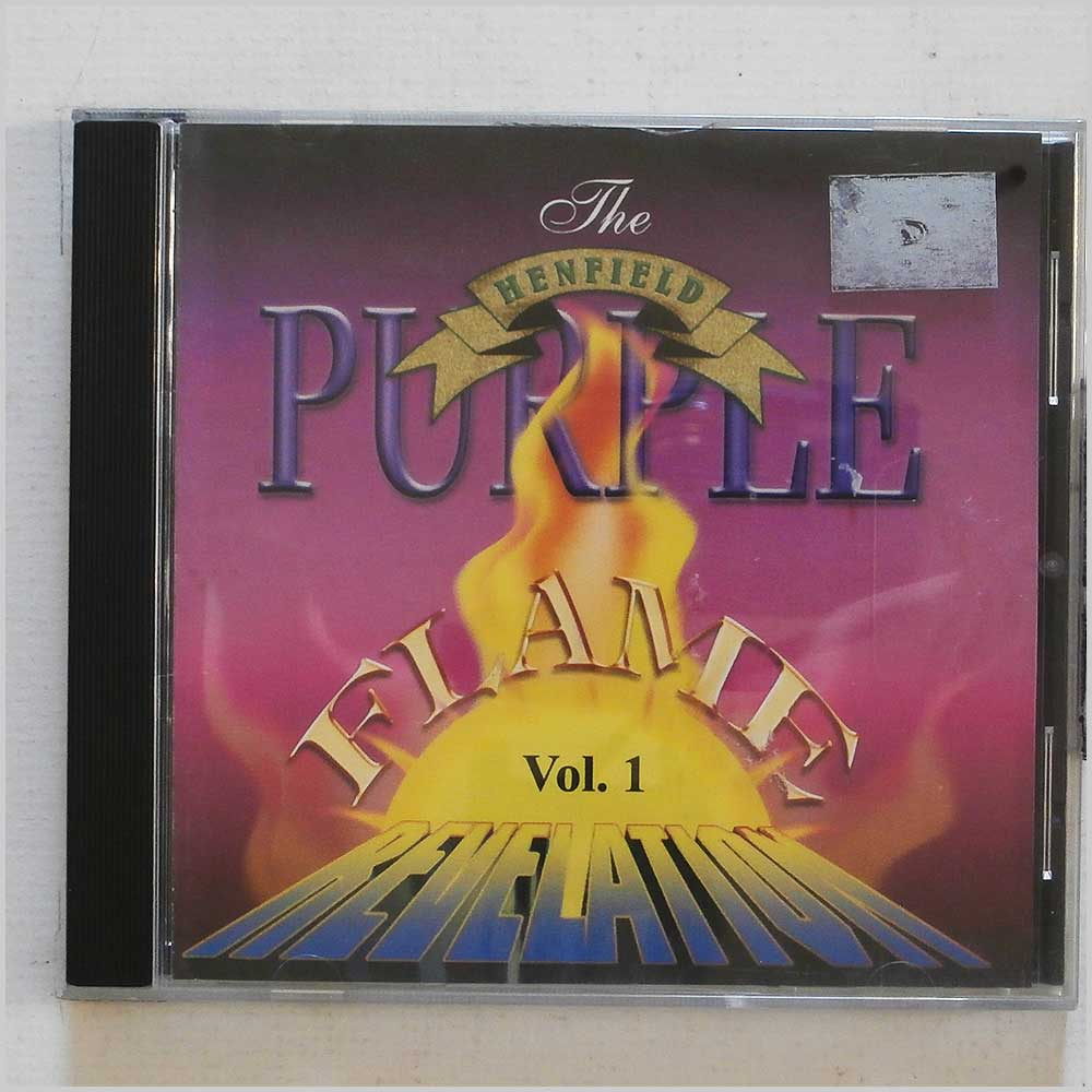 Various - Purple Flame: The Henfield Revelation Vol. 1 (5038188994427)