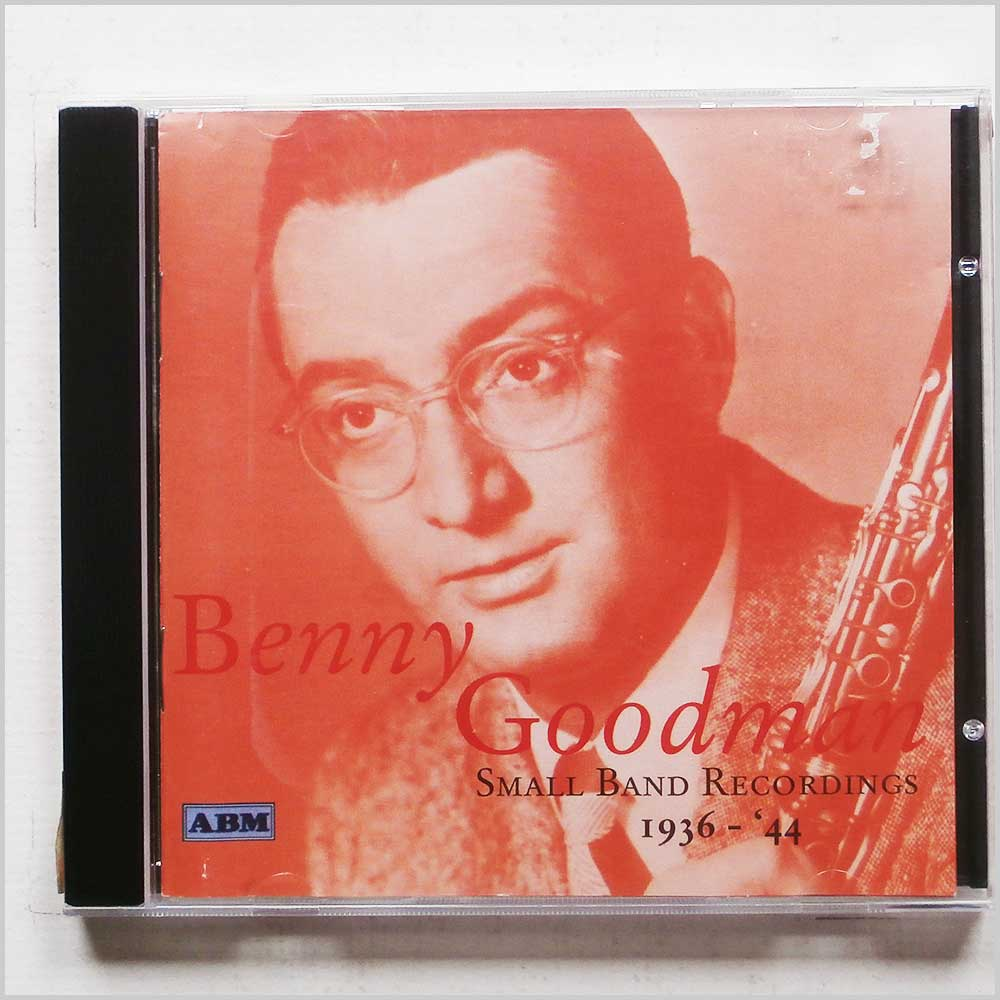 Benny Goodman - Small Band Recordings 1936-44 (5038375002096)
