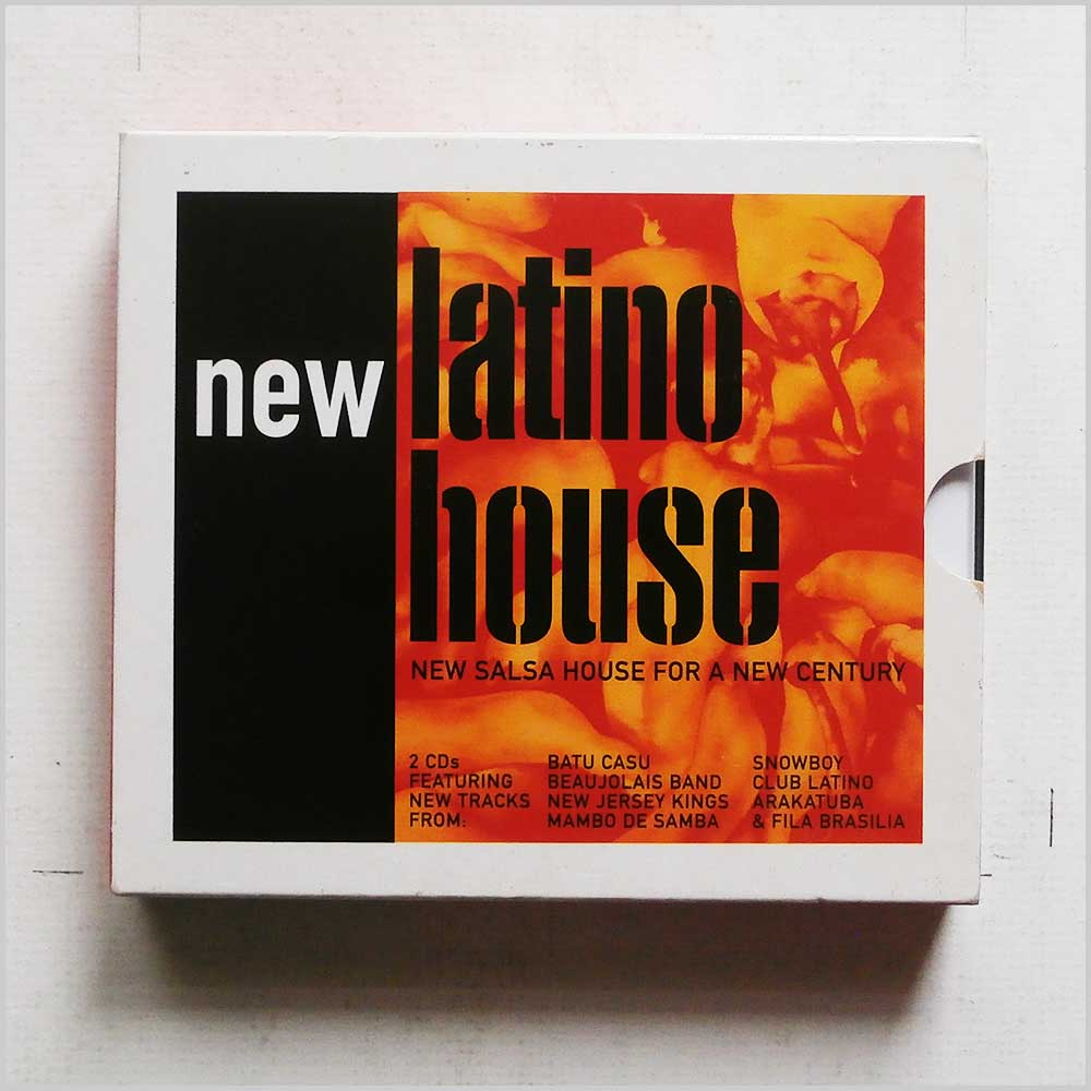 Various - New Latino House (5038747000255)