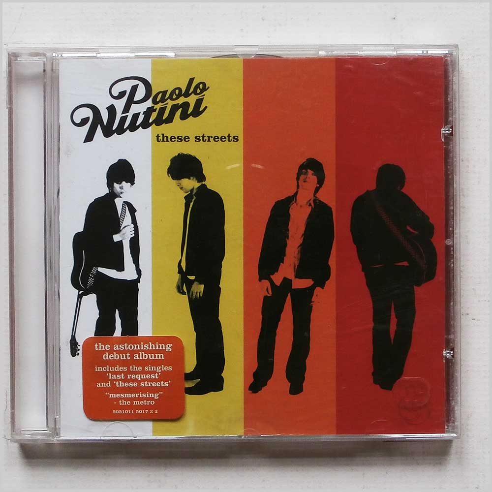 Paolo Nutini - These Streets (5051011501722)