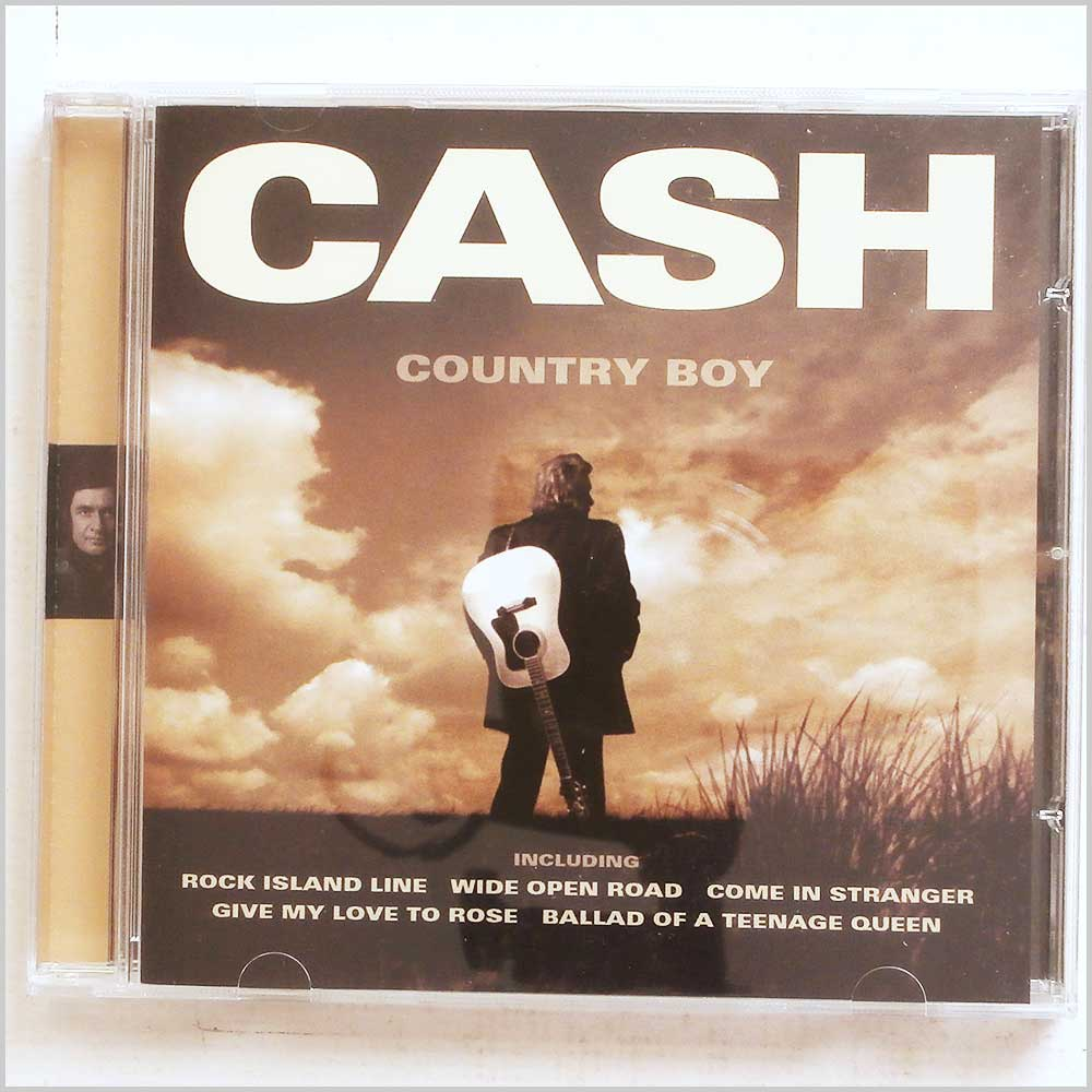 Johnny Cash - Country Boy (5051035106927)