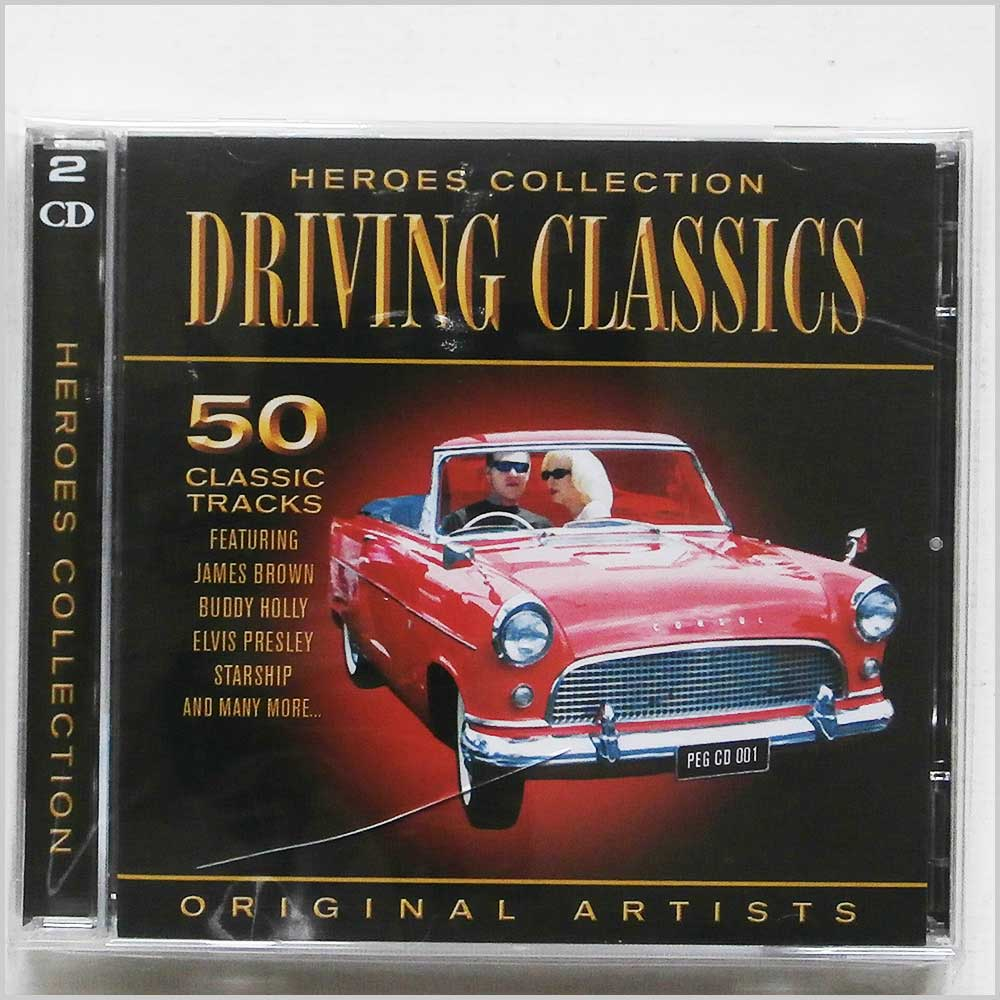 Various - Heroes Collection Driving Classics (5052171209411)