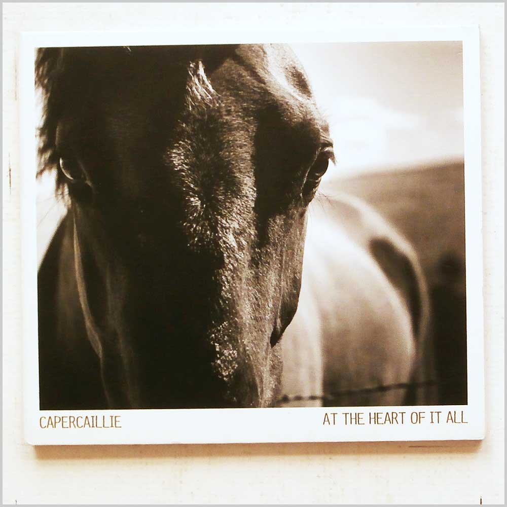 Capercaillie  - At The Heart of it All (5055014600734)
