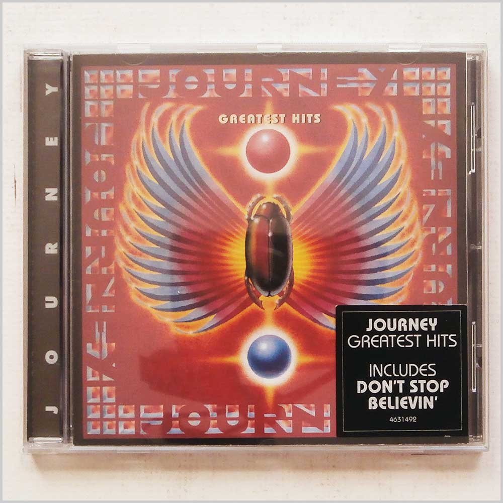 Journey - Journey's Greatest Hits (5099746314927)