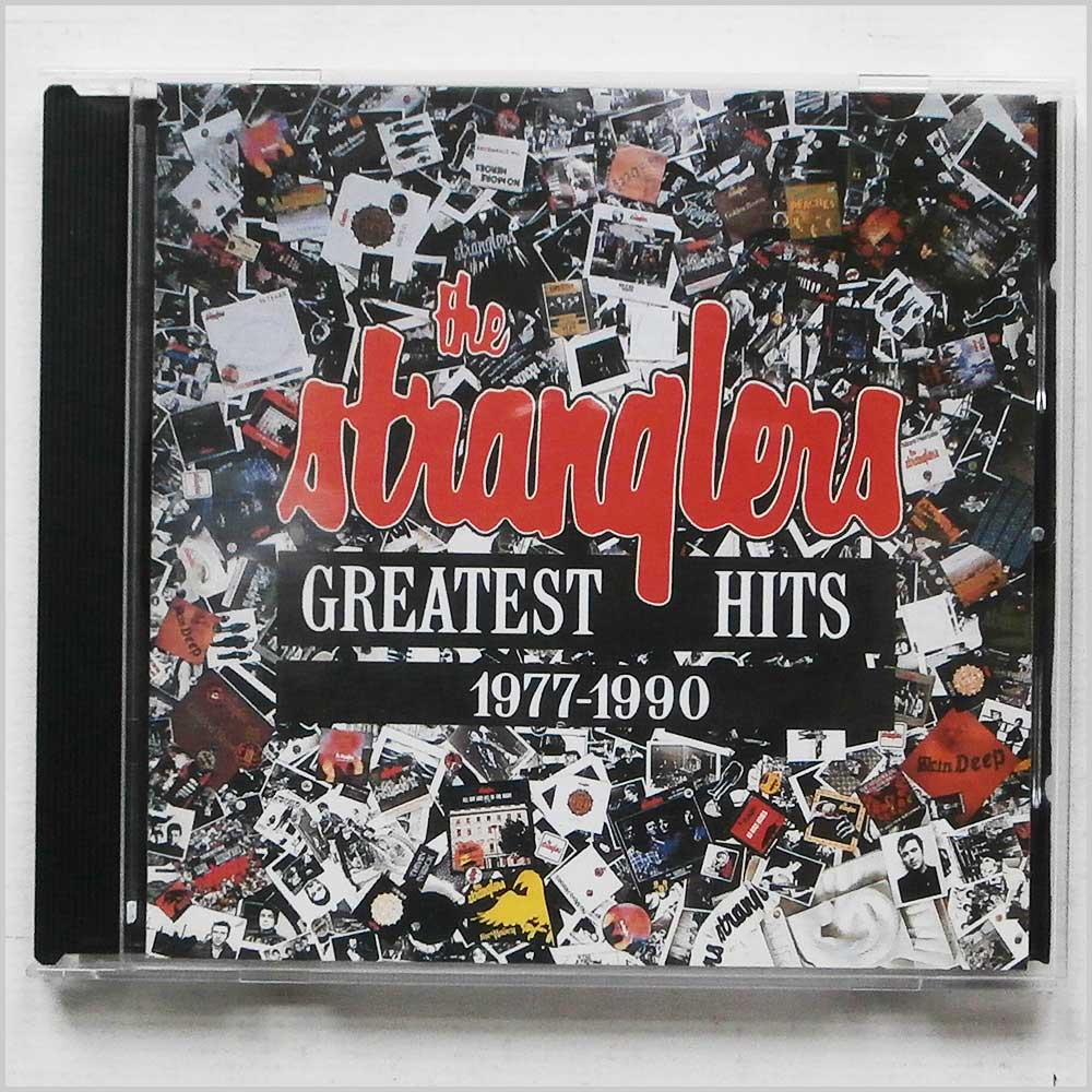 The Stranglers - Greatest Hits 1977-1990 (5099746754129)