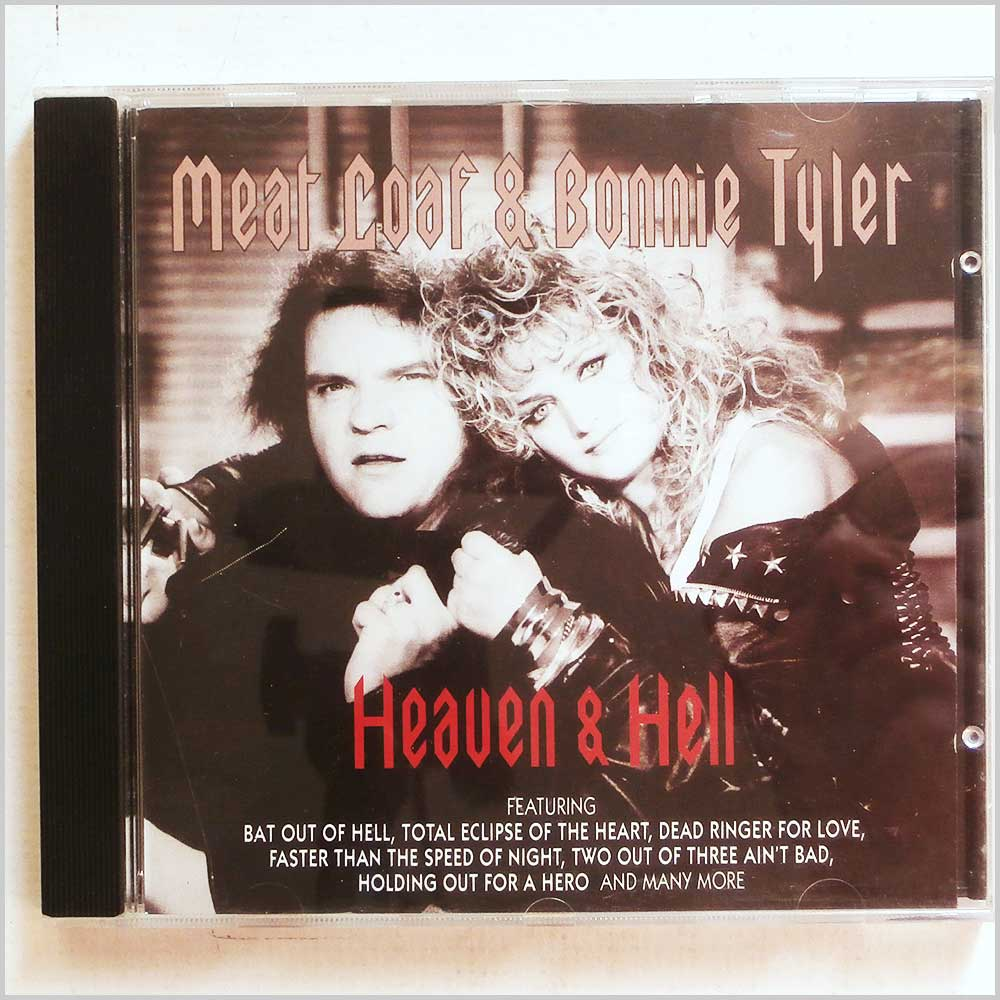 Meat Loaf, Bonnie Tyler - Heaven and Hell (5099747366628)