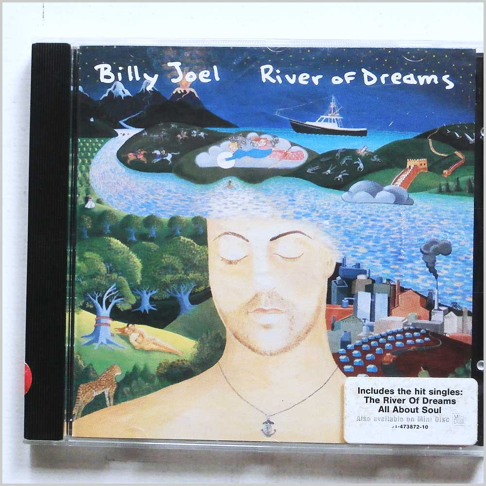 Billy Joel - River of Dreams (5099747387227)