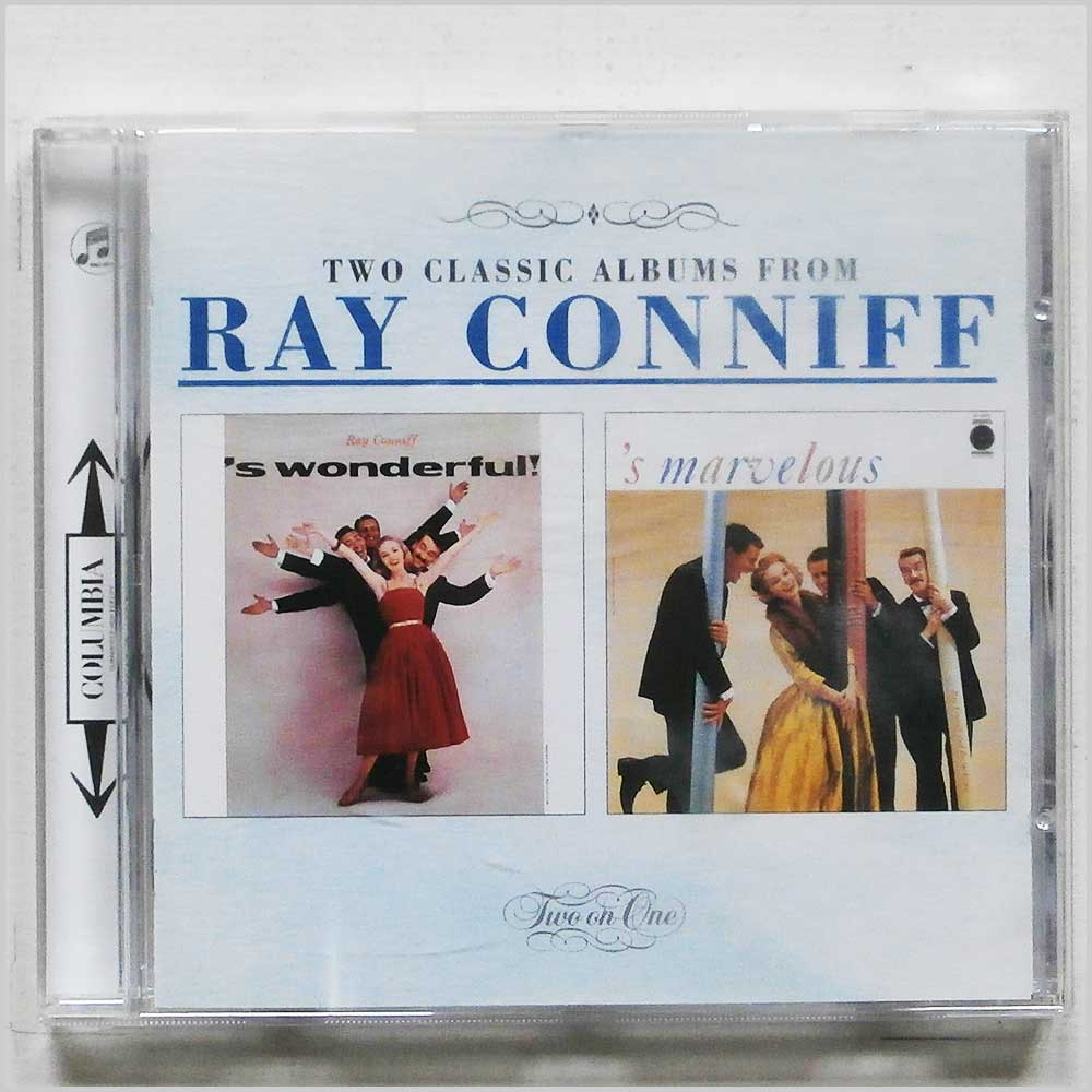 Ray Conniff and his Orchestra - S Wonderful, 'S Marvelous (5099748403025)