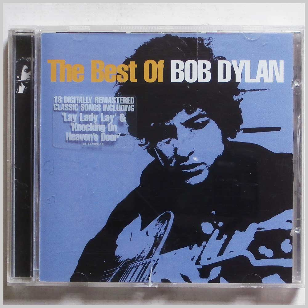 Bob Dylan - The Best Of Bob Dylan (5099748792426)