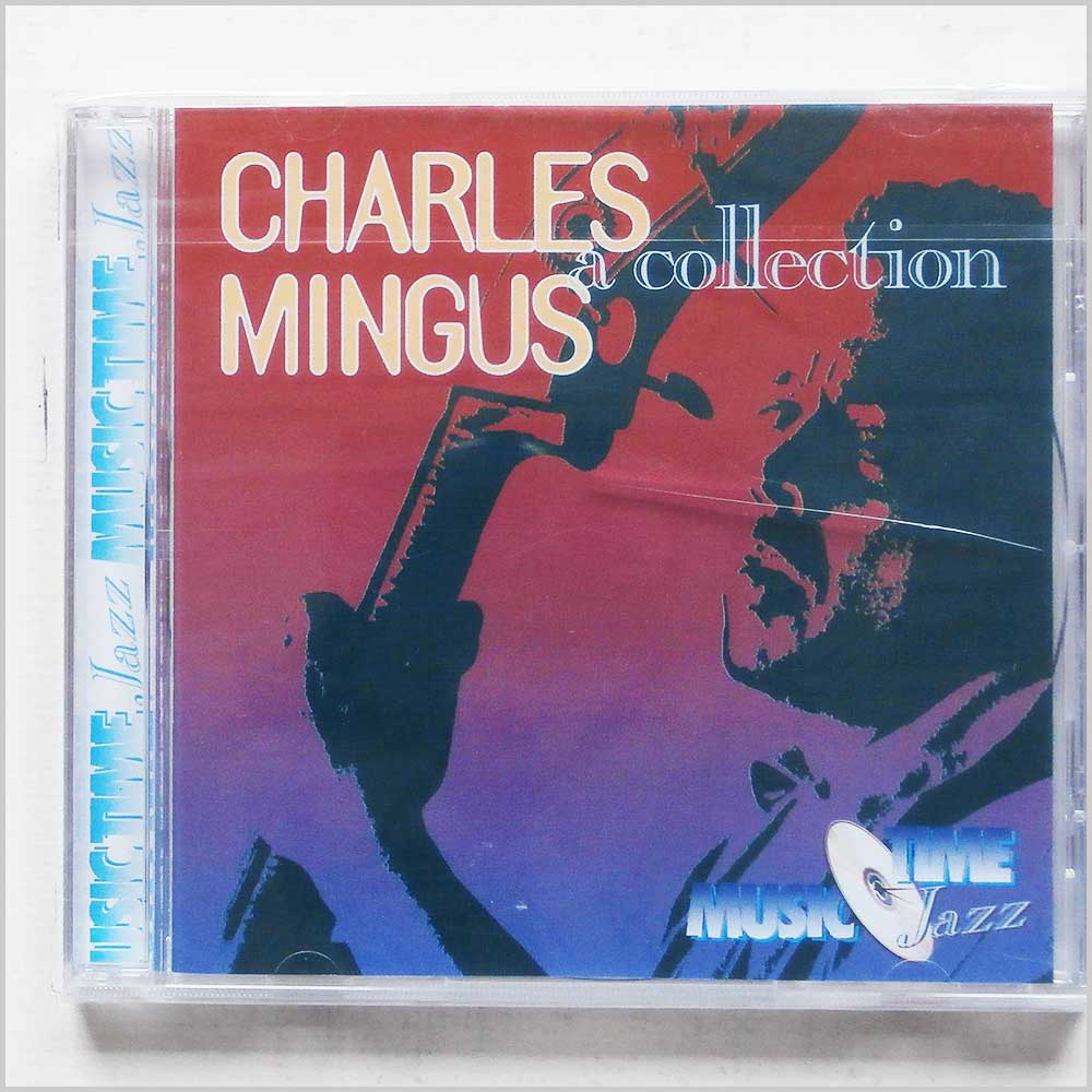 Charles Mingus - A Collection (5099748949523)