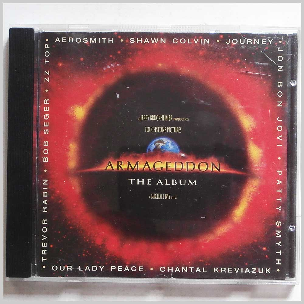 Various - Armageddon: The Album (5099749138421)