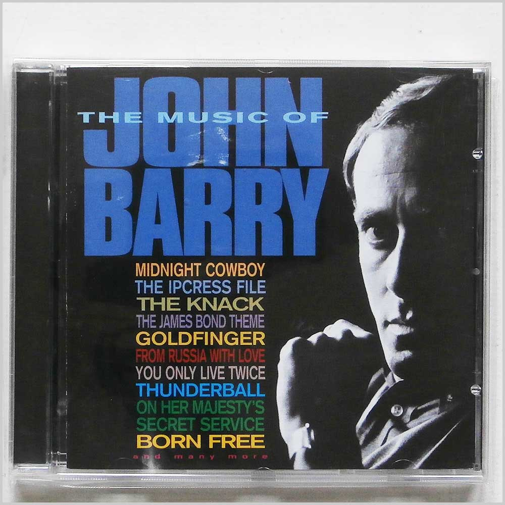 John Barry - The Music Of John Barry (5099749450721)