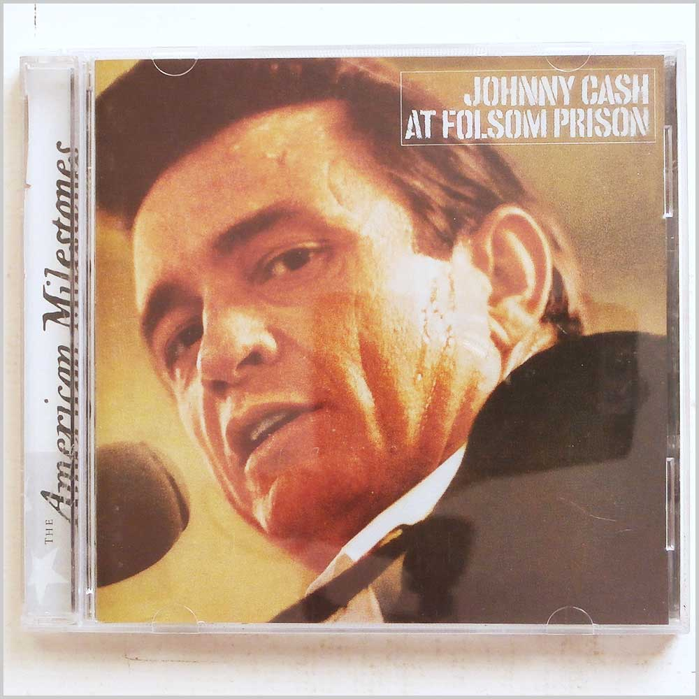 Johnny Cash - At Folsom Prison (5099749524422)