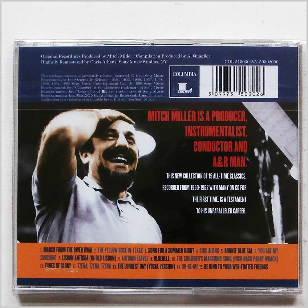 Mitch Miller - Greatest Hits (5099751503026)