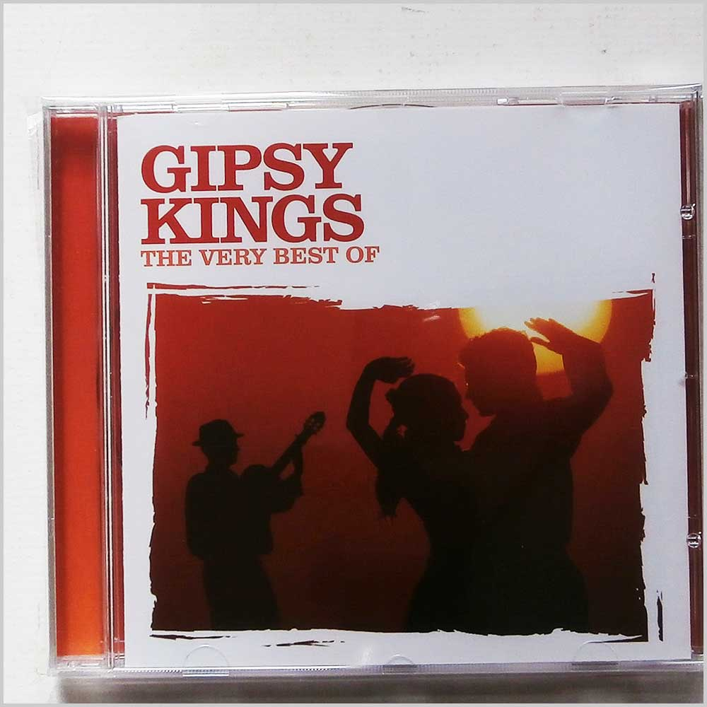 The Gipsy Kings - The Best of The Gipsy Kings (5099752021727)