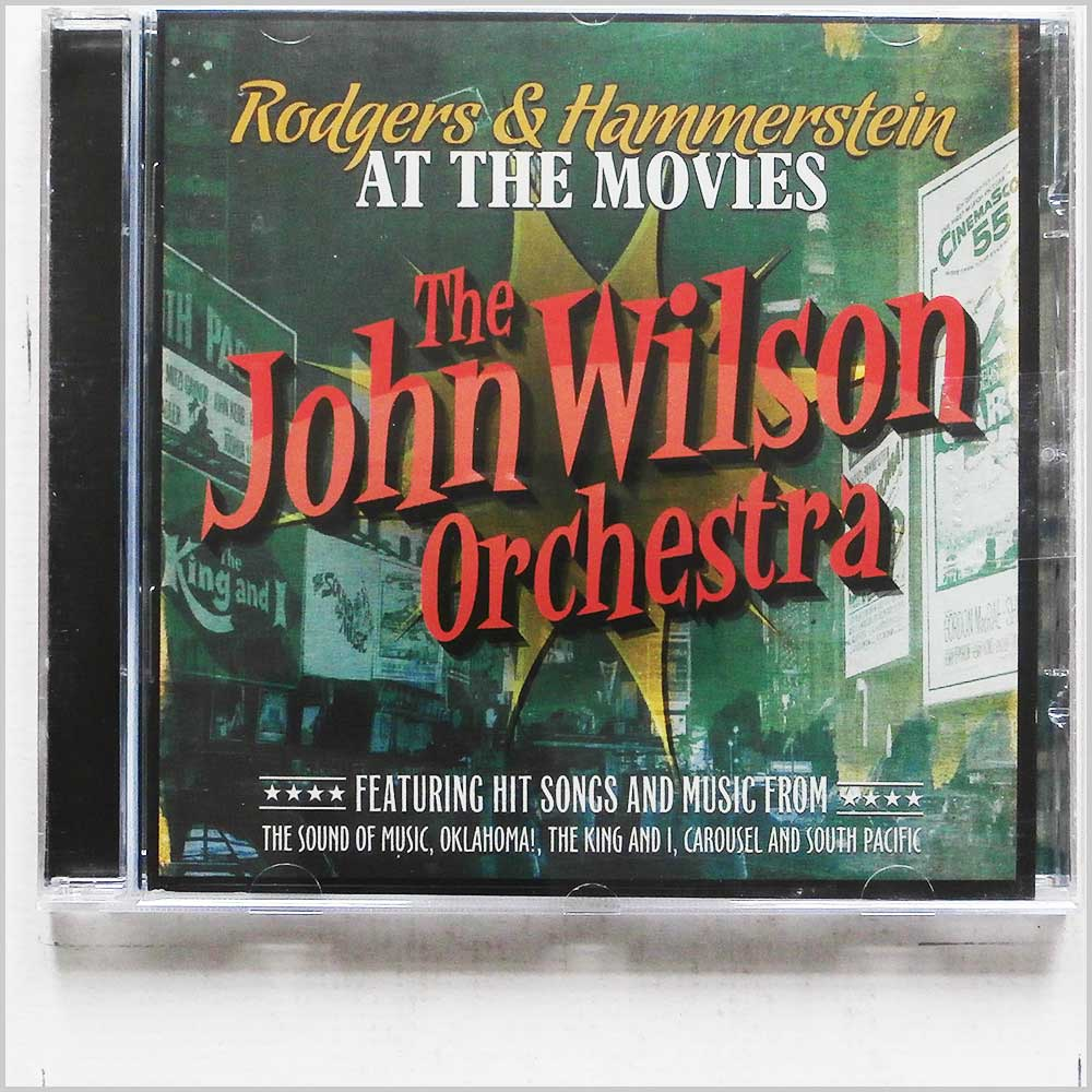 The John Wilson Orchestra - Rodgers and Hammerstein at the Movies (5099931930123)