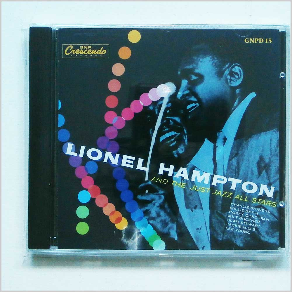 Lionel Hampton - Lionel Hampton and the Just Jazz All Stars (52824001527)