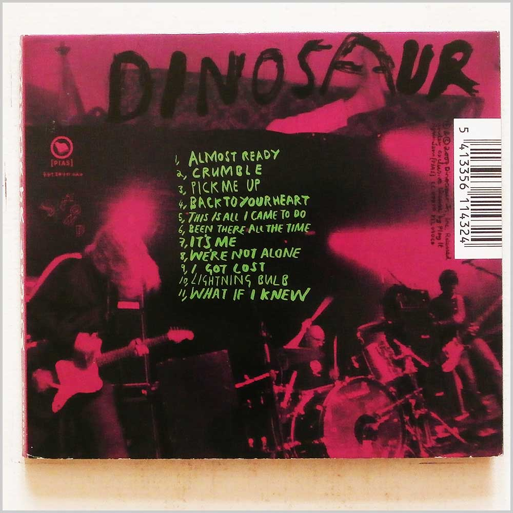 Dinosaur Jr. - Beyond (5413356114324)