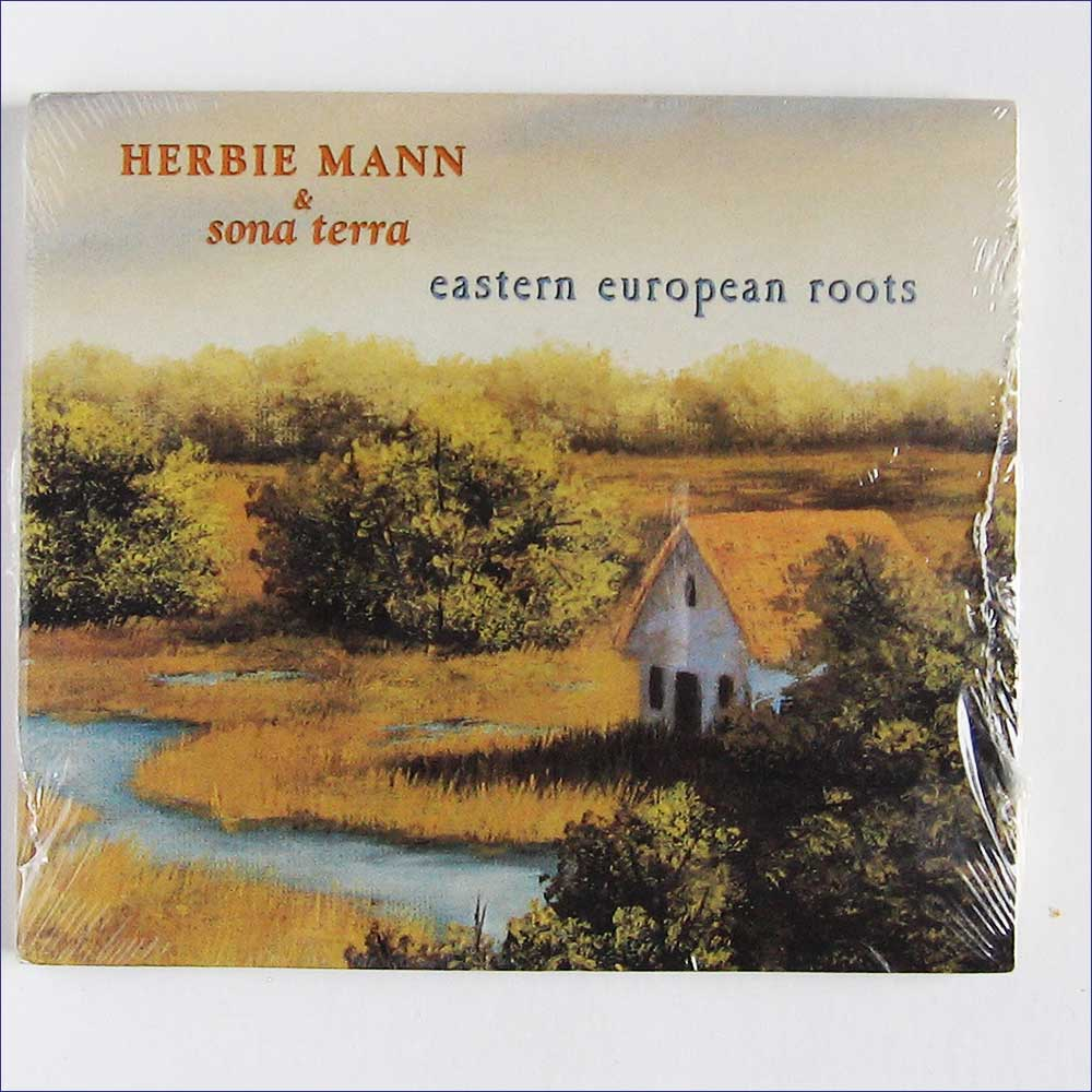 Herbie Mann and Sona Terra - Eastern Eupoean Roots (54488-2)