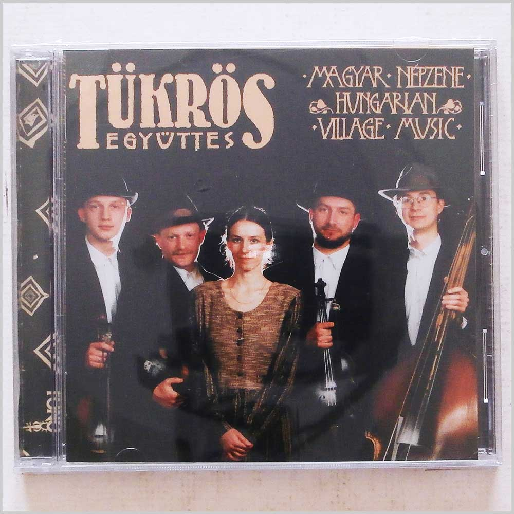 Tukros Ensemble - Hungarian Village Music (5998048502127)