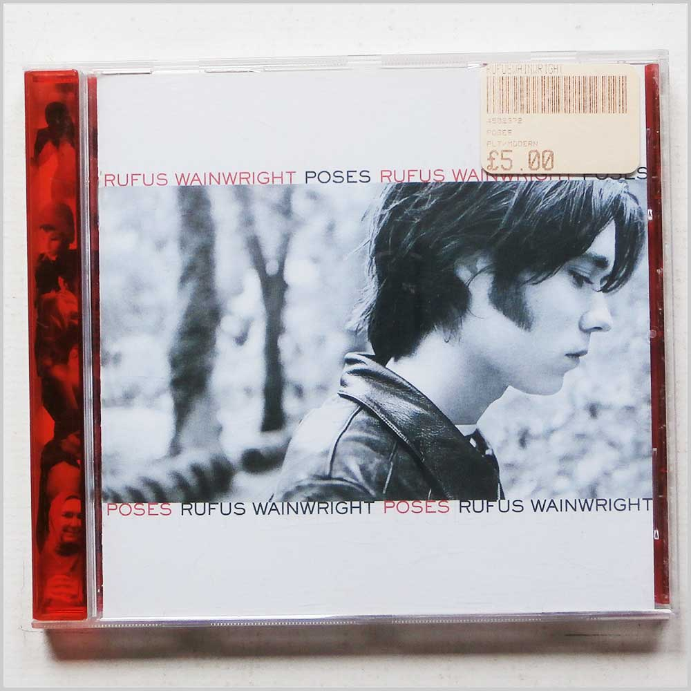 Rufus Wainwright - Poses (600445023727)