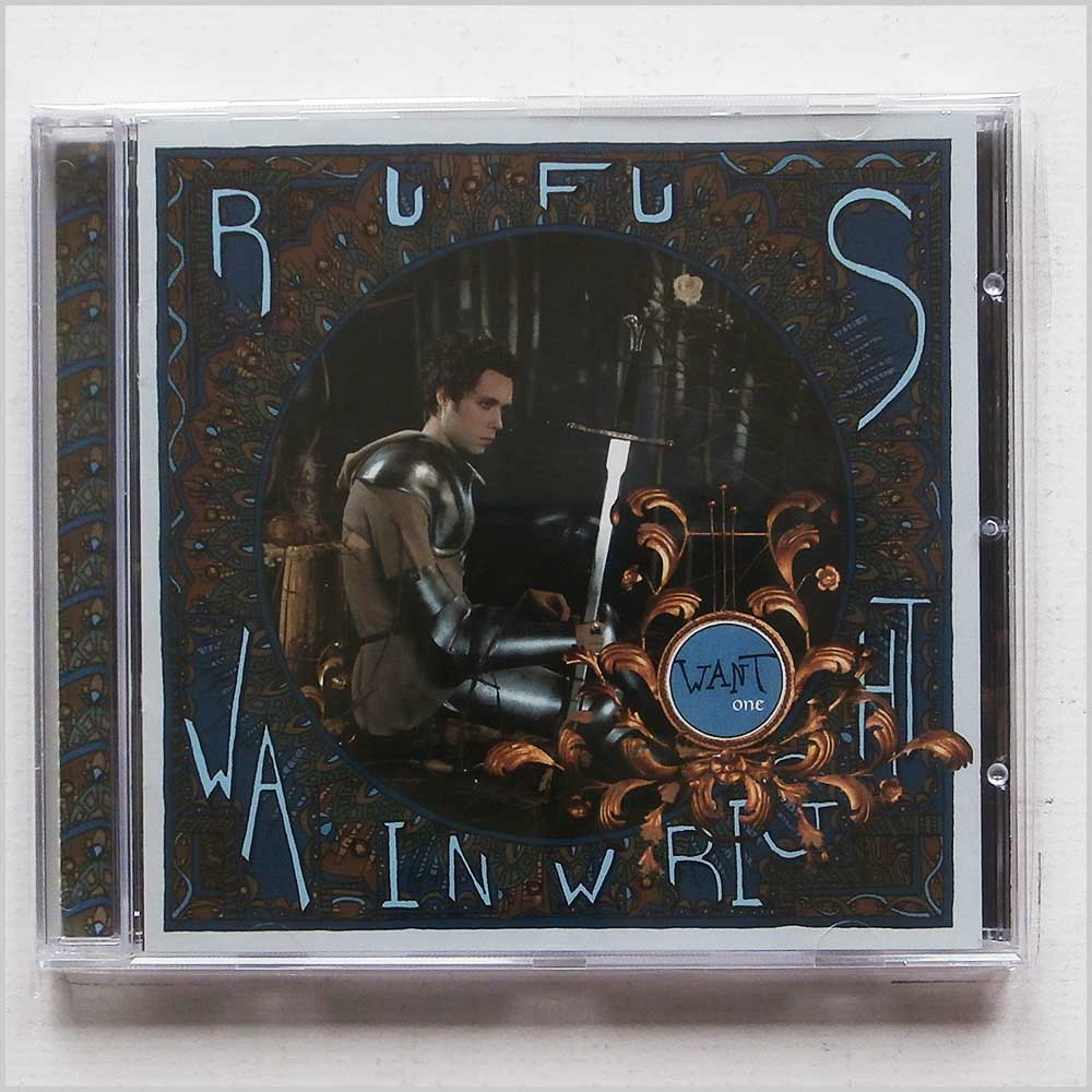 Rufus Wainwright - Want One (600445046108)