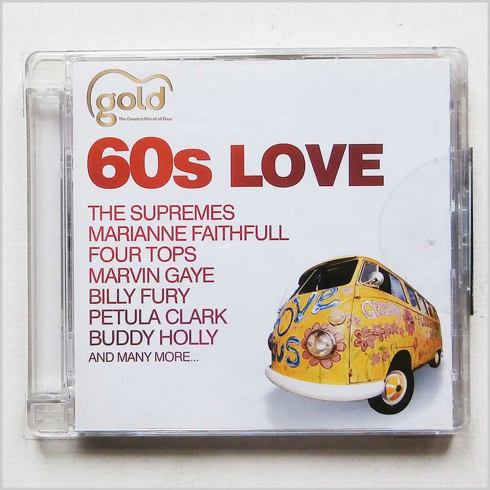 Various - 60s Love (600753248713)