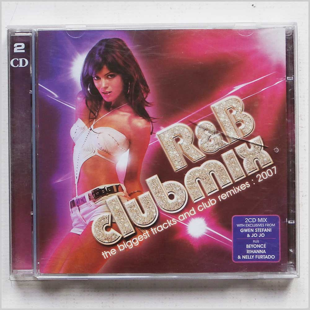 Various - R&B Clubmix the Biggest Tracks and Club Remixes: 2007 (602498465554)