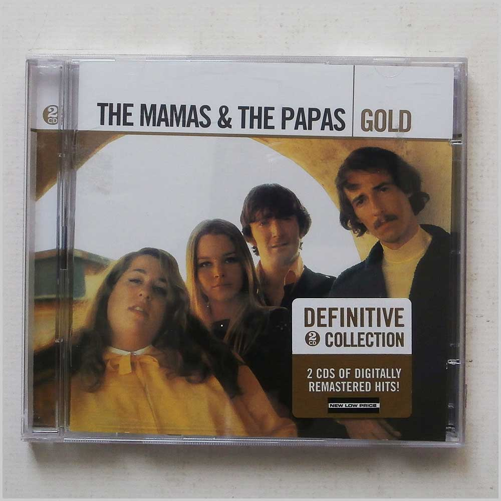 The Mamas and The Papas - Gold (602498624685)