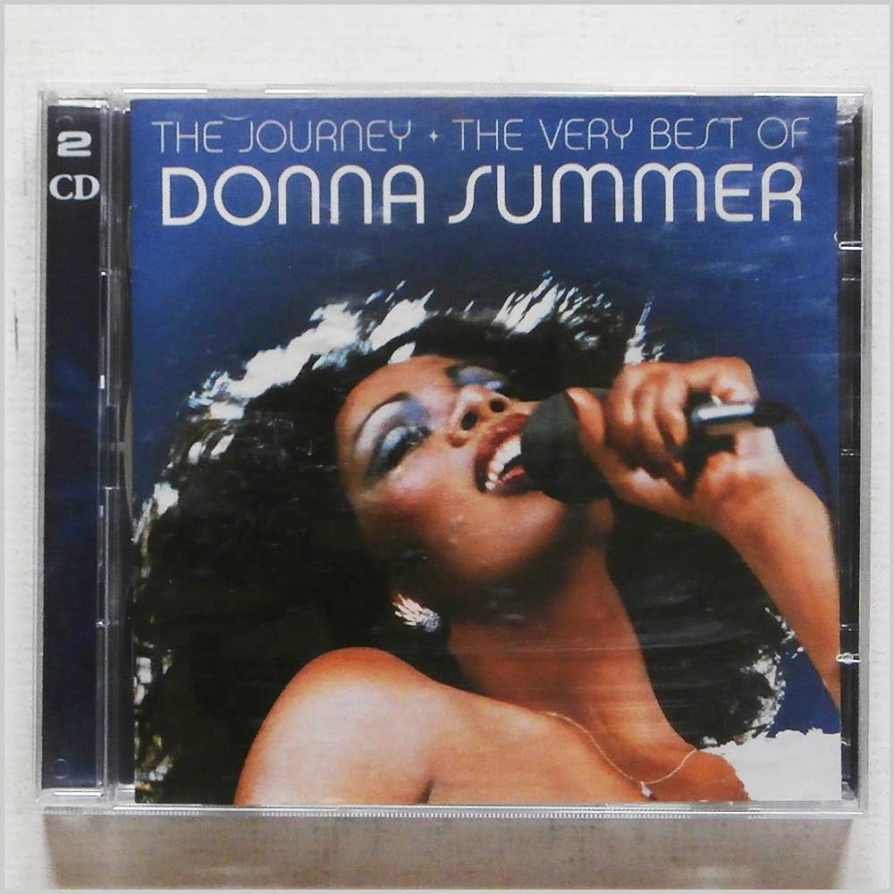 Donna Summer  - The Journey: The Very Best Of Donna Summer (602498628584)