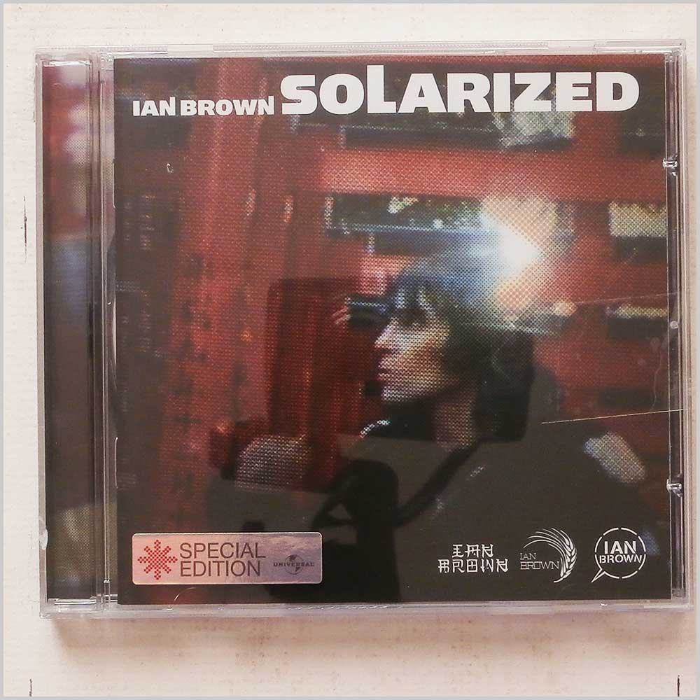 Ian Brown - Solarized (602498677728)