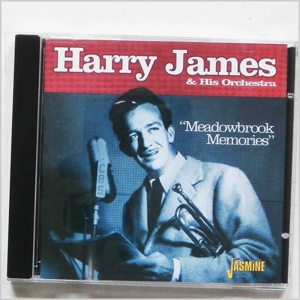 Harry James and his Orchestra - Meadowbrook Memories (604988256628)