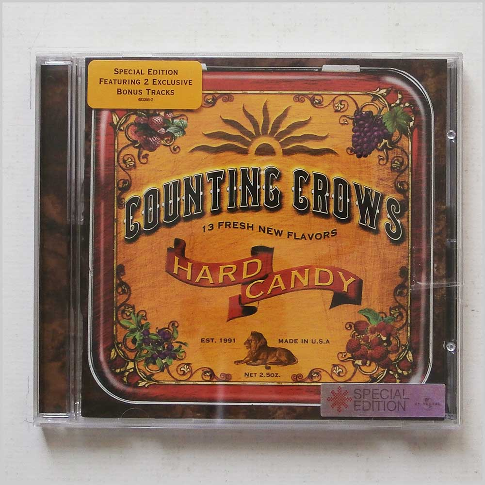 Counting Crows - Hard Candy (606949336622)