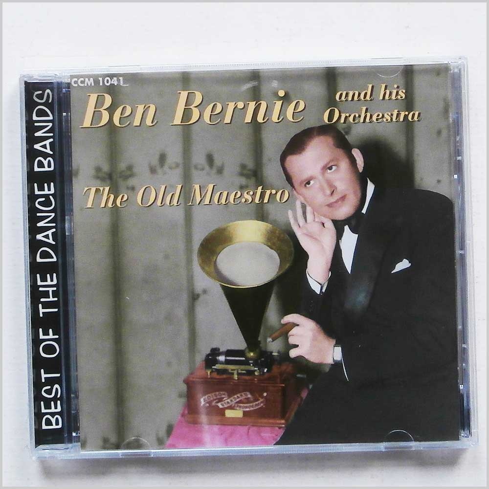 Ben Bernie and his Orchestra - The Old Maestro (617742104127)