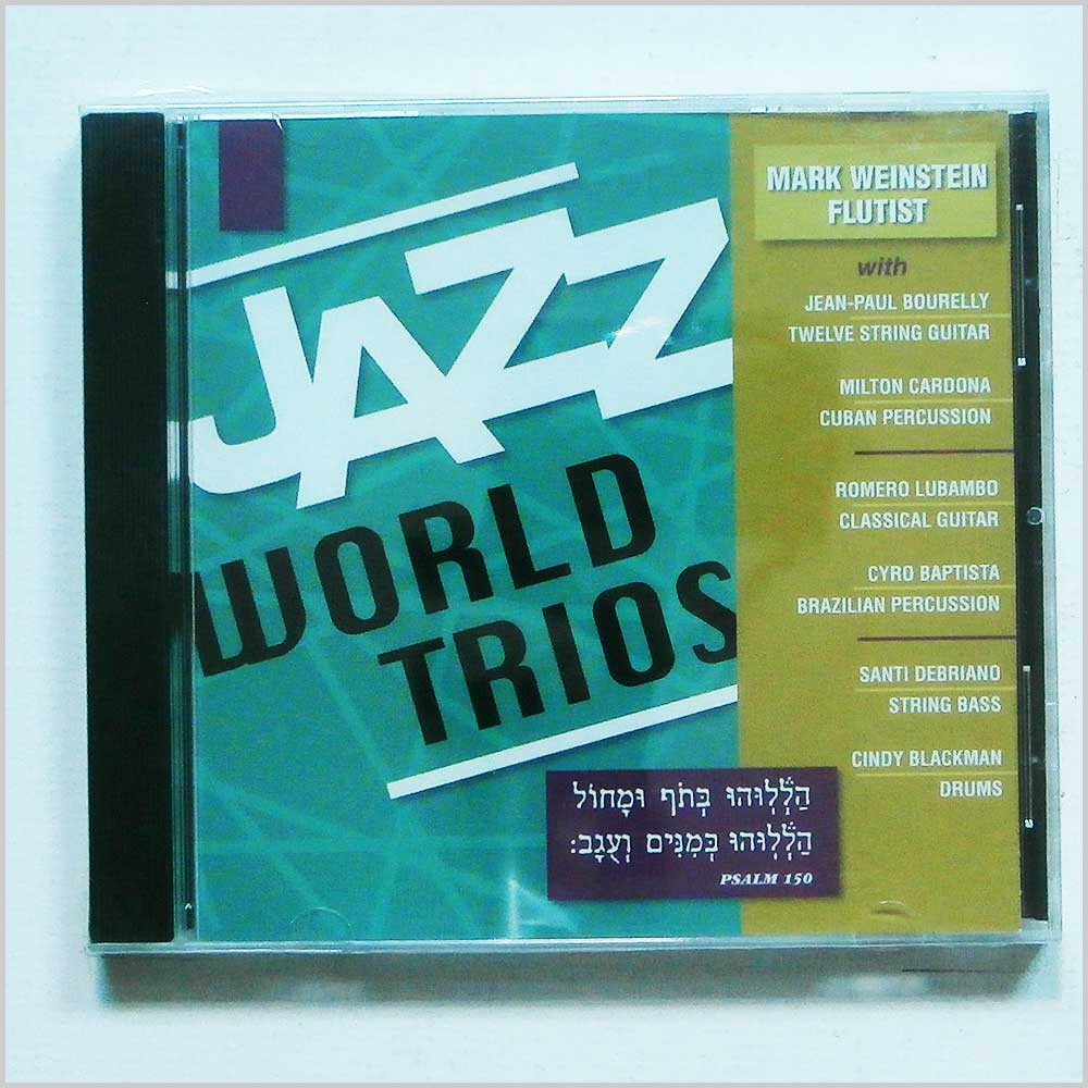Mark Weinstein - Jazz World Trios (625989031021)