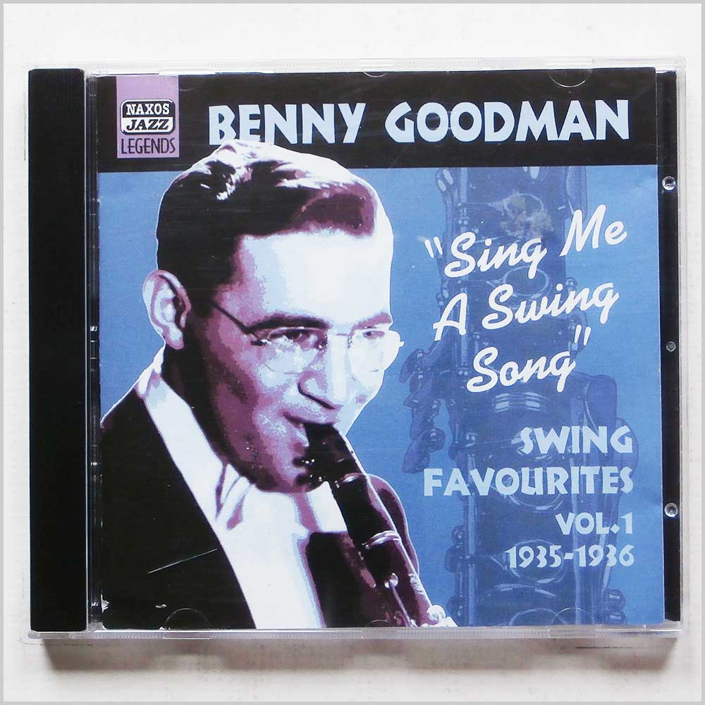 Benny Goodman - Swing Me a Swing Song, Swing Favourites Vol. 1: 1935-1936 (636943254820)