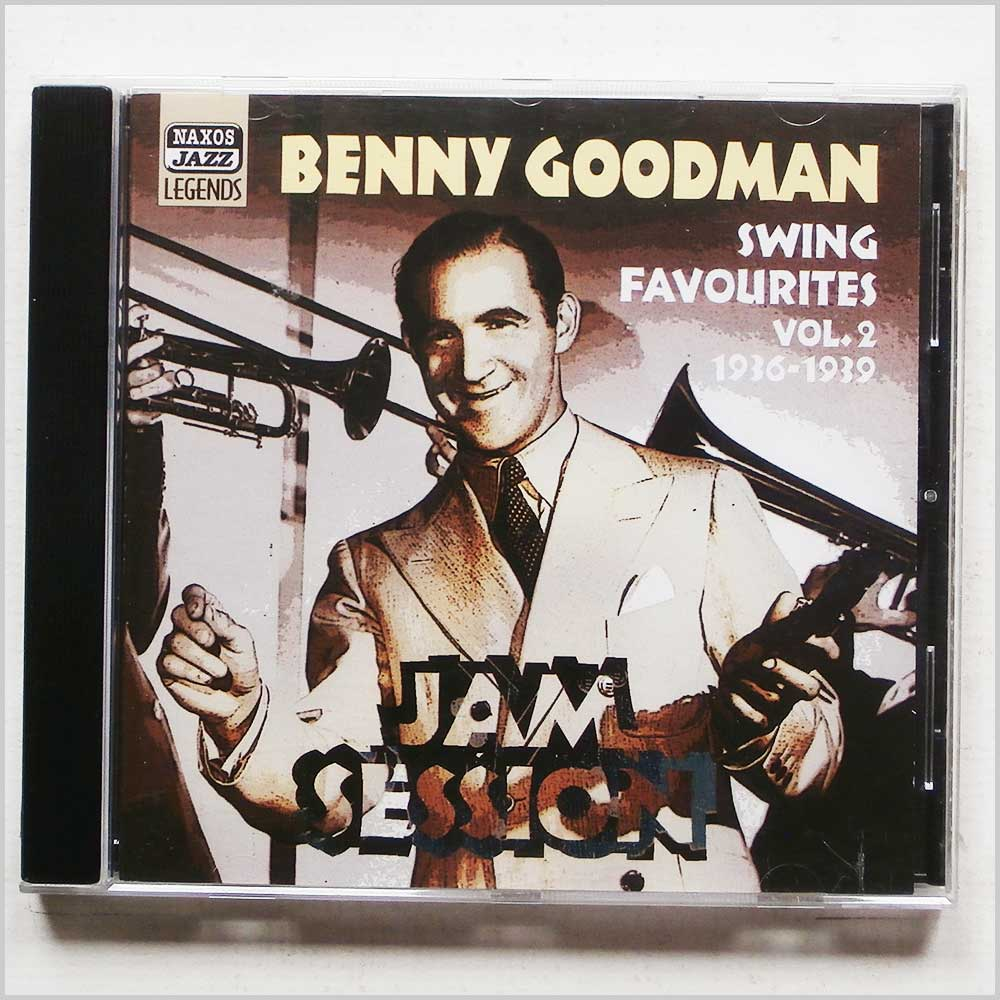 Benny Goodman - Jam Session: Swing Favourites Vol.2 1936-1939 (636943260524)