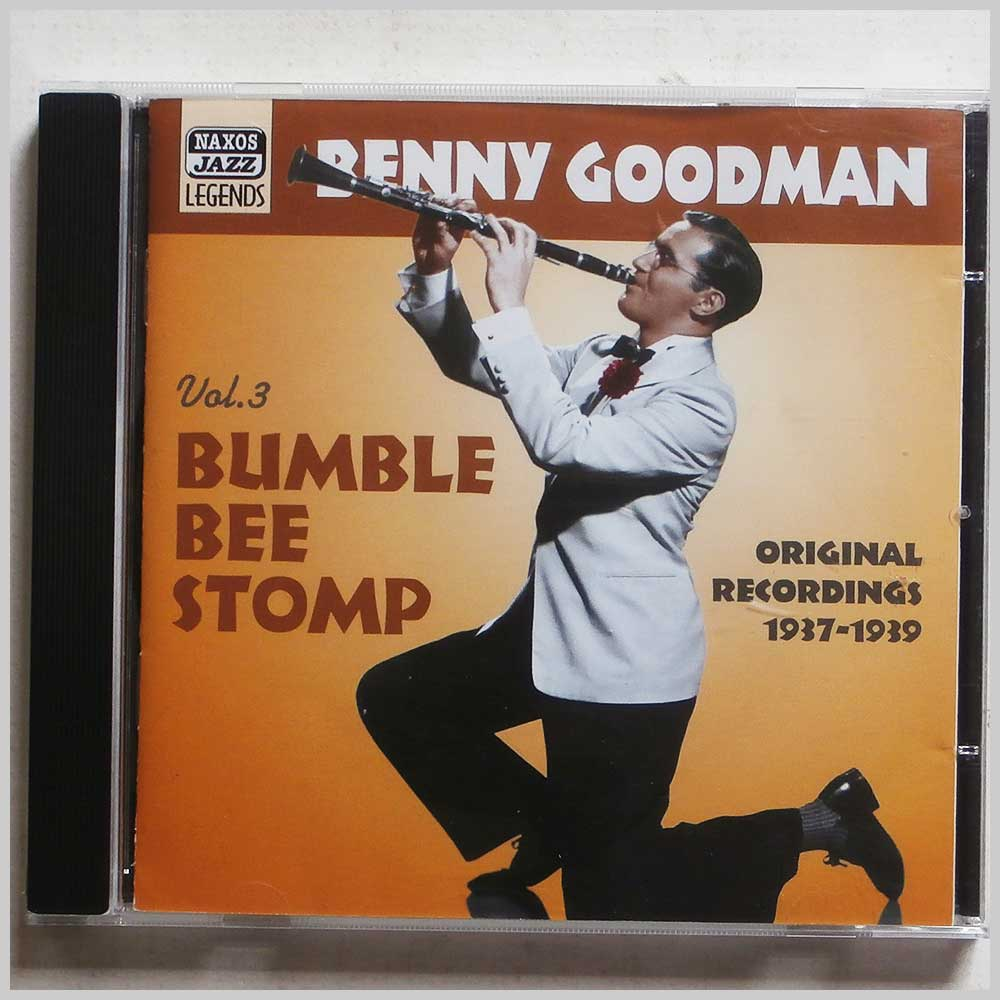 Benny Goodman - Benny Goodman Vol.3 Bumble Bee Stomp, Original Recordings 1937-1939 (636943267721)